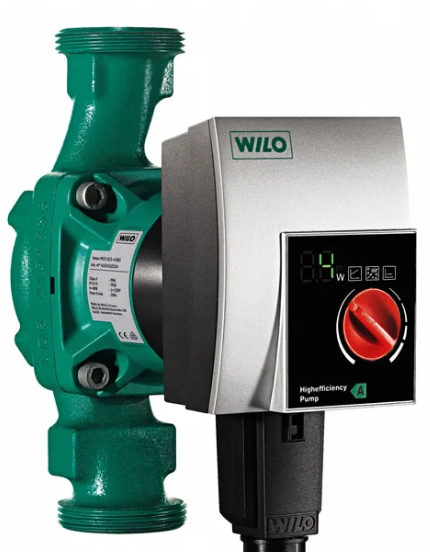 Wilo Yonos PICO 25 1-6 Wilo Star-RS 25 4.png